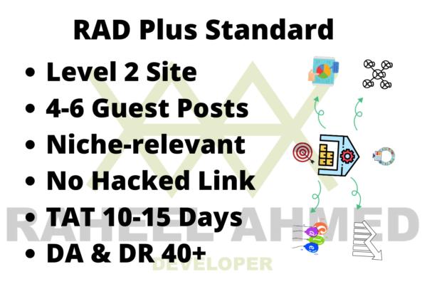 RAD Plus Standard