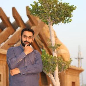 Raheel Ahmad CEO