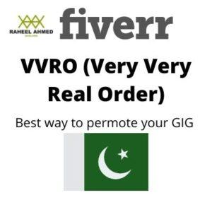 Pakistan vvro